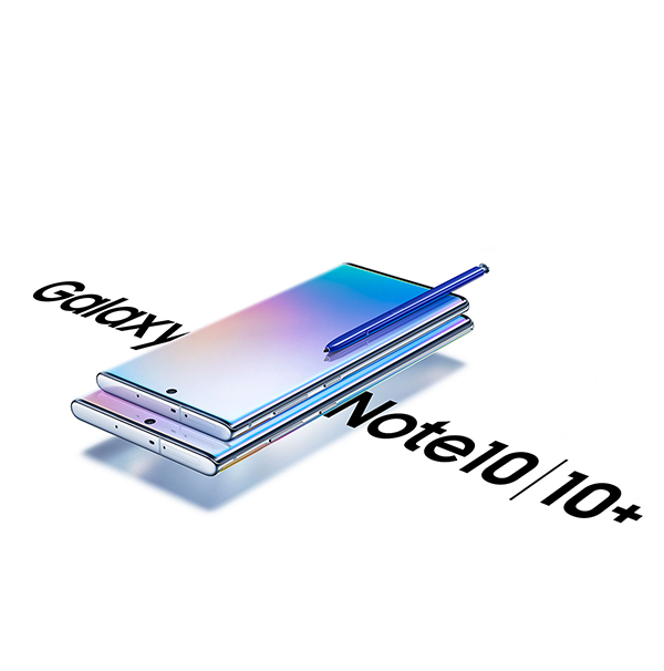 Samsung Galaxy Note10 Unpacked microsite