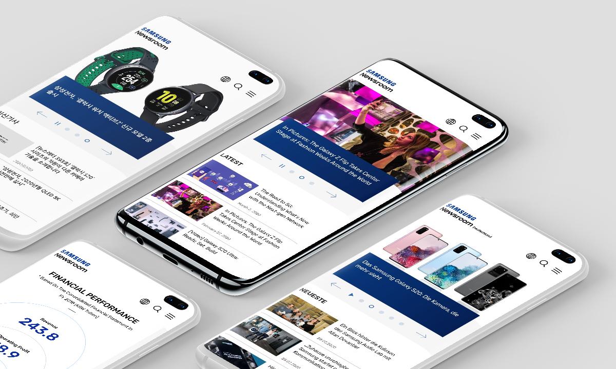 Samsung Newsroom Global / Korea Renewal